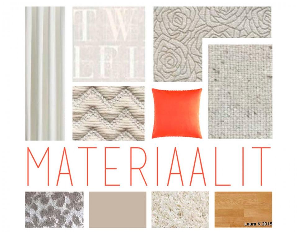 Materiaalit
